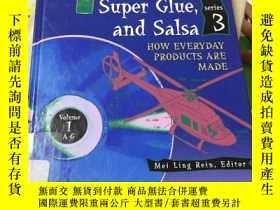 二手書博民逛書店CDs,罕見Super Glue,and SalsaY26788