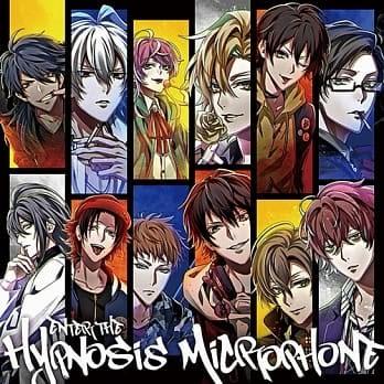 HYPNOSISMIC 催眠麥克風 催眠麥克風-Division Rap Battle- Enter the Hypnosis Microphone CD