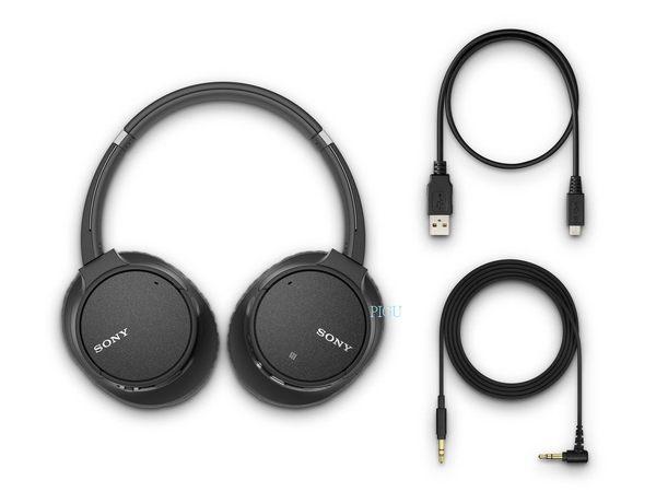 平廣 送充袋台灣公司貨保固1年 SONY WH-CH700N 黑色 藍芽耳機 降噪 耳機 ( MDR-ZX770BN新