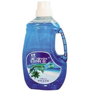 毛寶 香滿室 海洋微風 中性 地板清潔劑 2L