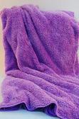 ★限時特惠★【新帛毛巾】台灣製 微絲開纖紗 雙人毛毯 5X6