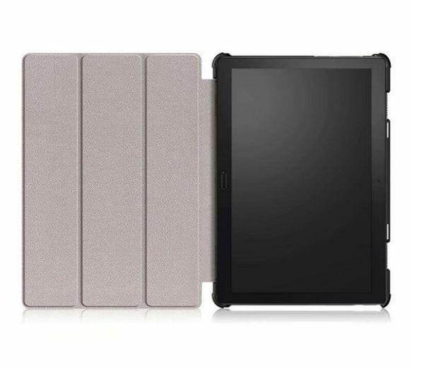 聯想Lenovo Tab P10 TB-X705F 10.1吋 平板保護套 防摔 保護殼 平板保護殼 皮套 卡通 彩繪卡斯特 三折