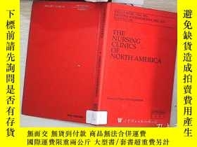 二手書博民逛書店THE罕見NURSING CLINICS OF NORTH AMERICA:Chronic Pain Manage