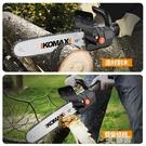 角磨機改裝電錬鋸木工多功能磨光機家用小型手持電鋸伐木鋸HM 3C優購