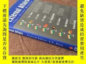 二手書博民逛書店External罕見affairs cross-border r
