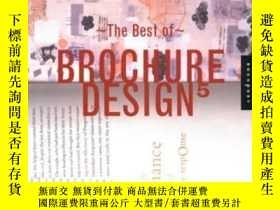 二手書博民逛書店Best罕見Of Brochure Design 5Y364682 Rockport Publishers R