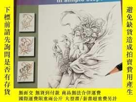 二手書博民逛書店How罕見to Draw: Fairies (圖解如何繪畫)Y1