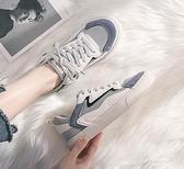 運動鞋女夏季網面板鞋女鞋子2020新款春款運動鞋韓版學生百搭休閒跑步潮鞋