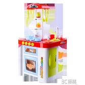 淘嘟嘟過家家廚房玩具 女孩做飯煮飯廚具餐具兒童過家家玩具套裝 3C優購igo