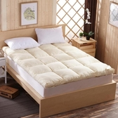 加厚床墊1.5m床可折疊榻榻米墊被磨毛床墊子1.8米床褥可折疊床墊床護墊 潮流衣舍