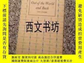 二手書博民逛書店【罕見】1961年出版 Out of the world and