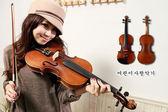 小叮噹的店- 小提琴 買1送12 JYVL-E9A0 初學 虎紋楓木 附全配