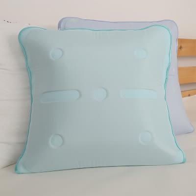 夏季冰墊冰涼靠枕靠墊凝膠冰墊午睡枕冰絲感腰枕  -35560010
