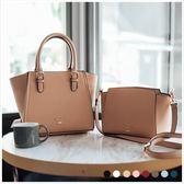 手提包-韓版skyblue原創設計完美質感皮革手提/斜背包中包-共8色-A03030889-天藍小舖
