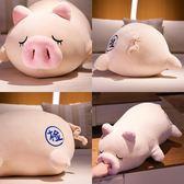 小豬毛絨玩具趴趴豬睡覺抱枕娃娃公仔玩偶可愛萌韓國搞怪女生禮物 野外之家igo