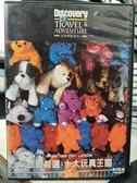 挖寶二手片-P17-140-正版VCD-其他【旅遊首選:十大玩具王國】-Discovery旅遊冒險類(直購價)