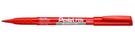 《享亮商城》NMS50-B 紅色 細字環保油性筆 百點