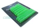 【鼎立資訊】LAMPTRON 主機板PCI.PCI-E.RAM.SLOT防塵蓋 SP2版(UV綠色)
