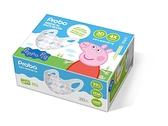 博寶兒 醫療兒童立體防護口罩 - 佩佩豬 30入/盒(雙鋼印) *維康