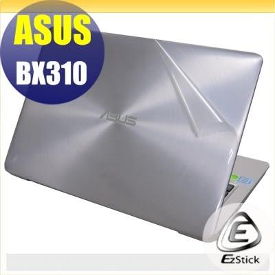 【Ezstick】ASUS BX310 UA 專用 二代透氣機身保護貼(含上蓋貼、鍵盤週圍貼、底部貼)DIY 包膜
