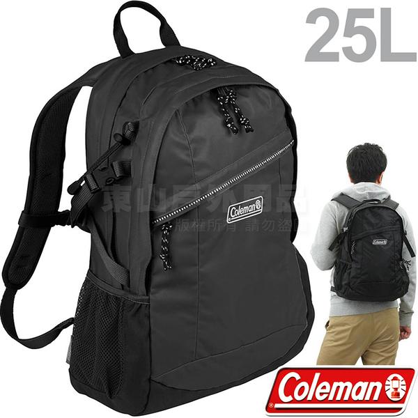 Coleman CM-32856黑 25L健行者背包/雙肩後背包 登山包健行包/運動旅遊 單車背包/休閒背包