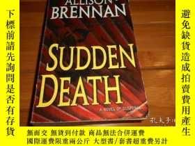 二手書博民逛書店SUDDEN罕見DEATH 突然死亡Y19865 Allison