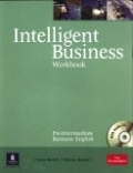 二手書博民逛書店 《Intelligent Business Pre-Intermediate Workbook with Audio CD》 R2Y ISBN:0582846951│Trappe