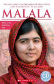 Scholastic ELT Readers Level 1: Malala with CD