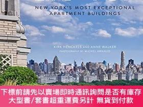二手書博民逛書店Life罕見at the Top: New York s Most Exceptional Apartment B
