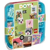 【LEGO樂高】DOTS 寵物豆豆盒 #41904