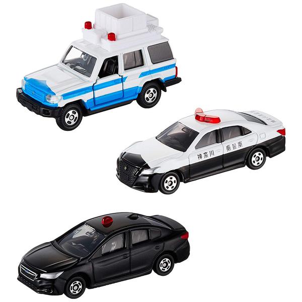 TOMICA汽車組 110緊急車輛組_TM12548