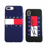 【SZ15】潮牌Tommy iphone XS MAX手機殼 iphone XR XS手機殼 iphone 8plus手機殼 i6s plus手機殼 iphone X
