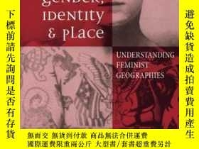 二手書博民逛書店Gender,罕見Identity And Place-性別、身份和地點Y436638 Linda Mcdow