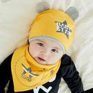 嬰兒帽子春秋天新生幼兒0-3-6-12月胎帽冬季棉帽超萌可愛寶寶帽子
