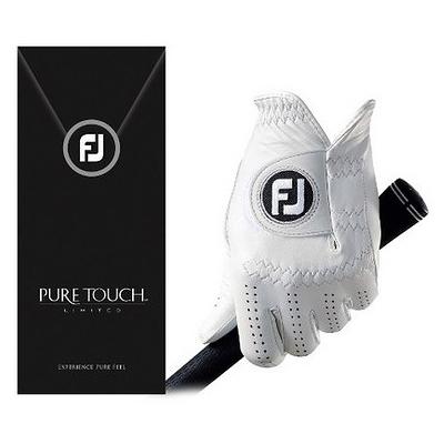Footjoy Pure Touch 限量版小羊皮 FJ高爾夫男士手套 新款