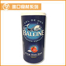 【美佐子MISAKO】進口食材系列-La BALEINE Fine Sea Salt 法國鯨魚牌藍罐細海鹽 500g