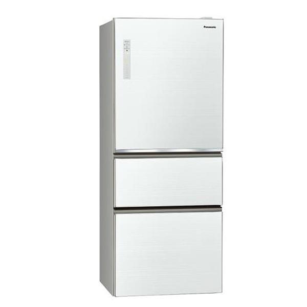 限量1台 Panasonic國際牌 500L 1級變頻3門電冰箱 NR-C500NHGS-W 玻璃面板-翡翠白 限台北/新北市銷售