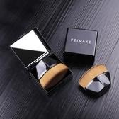 化妝刷 Feimake55號便攜底妝粉底刷平頭粉底液滄州化妝刷子散粉腮紅 京都3C