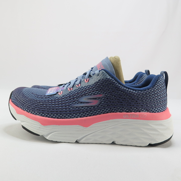 【iSport愛運動】Skechers GO RUN MAX CUSHIONING E運動鞋 17693PRPK女款