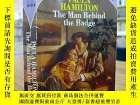 二手書博民逛書店PAULA罕見HAMILTON:The Man Behind t