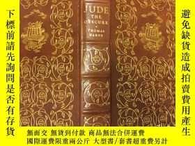 二手書博民逛書店JUDE罕見THE OBSCURE 哈代《無名的裘德》,1977
