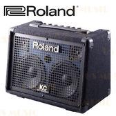 【非凡樂器】ROLAND樂蘭 KC-110 可用AA電池供電的立體聲鍵盤音箱 / 贈導線 公司貨保固