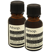 【專櫃小物】Aesop 二重奏調理液(15ml*2)《jmake Beauty 就愛水》
