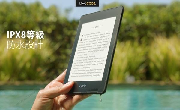 現貨 美版 Amazon Kindle Paperwhite 10代 8G 電子書 2019新版 防潑水 廣告版 贈保護袋、閱讀燈、螢幕貼
