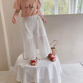 韓版女童蕾絲防蚊褲