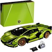 LEGO 樂高 42115 藍寶基尼 Lamborghini Sián FKP 37 (3,696 件)