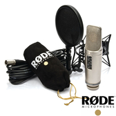 【RODE】NT2-ANT2A 電容式麥克風錄音室等級 RDNT2A 正成公司貨