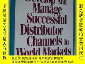 二手書博民逛書店How罕見to develop and manage succe