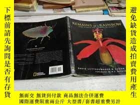 二手書博民逛書店REMAINS罕見OF A RAINBOW彩虹的遺跡Y212829