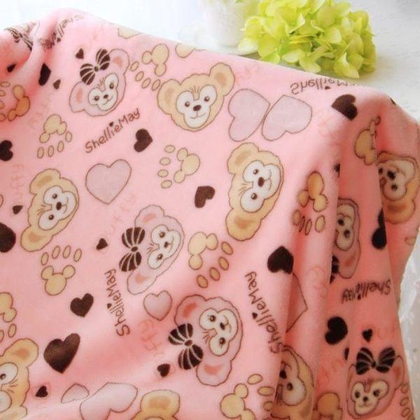 【發現。好貨】可愛達菲熊毯子 duffy 雪莉玫shelliemay 卡通空調毯 午睡毯 150*200公分